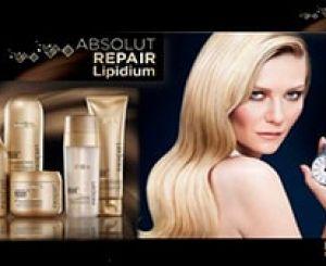 Липидная реконструкция волос от L'Oreal